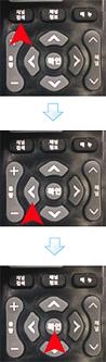 메뉴 자동채널 설정 버튼 이미지